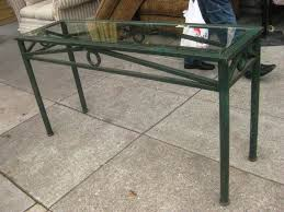 narrow metal console table small metal console tables console table refinishing metal