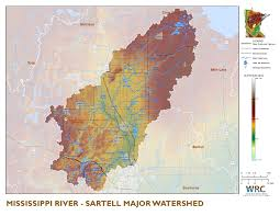United States Mississippi River Map by Mississippi River Sartell Minnesota Nutrient Data Portal