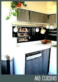 la cuisine du placard rideau pour placard de cuisine scienceandthecity info