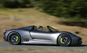Porsche 918 Old - the porsche 918 spyder in action for the first time see the photos