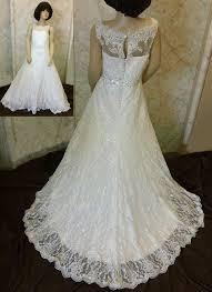 long lace flower dresses