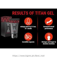 authentic titan gel lubricant 50ml best mall bigmk ph