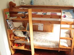 Bunk Bed Side Rails Bunk Bed Hanging Shelf Small Playroom Bunk Bed Shelf And Bamboo