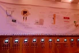 pour your own beer bar tapster opens this friday night in wicker