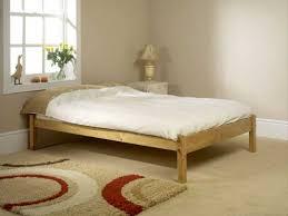 Wooden Framed Beds Wood Bed Frame And Headboard For Best 25 Frames Ideas On Pinterest