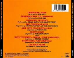 temptations christmas album christmas cheers from motown motown christmas album various