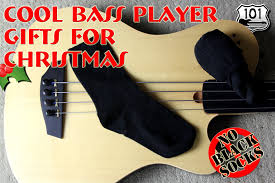 cool bass player gifts for christmas 2016 101 basses