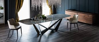 Designer Dining Room Sets Modern Dining Room Tables Stylish Furniture Chairs With Regard To