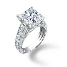 platinum princess cut engagement rings platinum princess cut engagement rings 8786