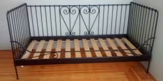 Ikea Metal Daybed Ikea Metal Daybed Convertible Bedframe Sofa Y With Ideas