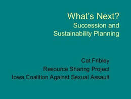 nonprofit executive succession planning toolkit federal reserve