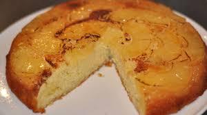 recettes hervé cuisine gâteau renversé à l ananas caramélisé hervecuisine com