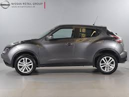 nissan juke grey used nissan for sale juke 1 6 n connecta xtronic grey nissan