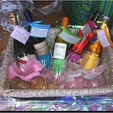 Bridal Shower Gift Basket Ideas Pinterest