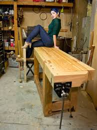 Proper Woodworking Bench Height by Roubo Style Workbench 11 Steps With Pictures