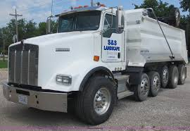 2004 kenworth truck 2004 kenworth t800b super 18 dump truck item d5980 sold