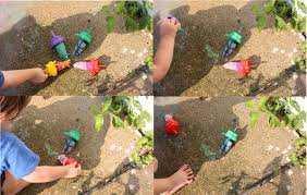 how to make 4 different kinds of ice chalk for fun outdoor art