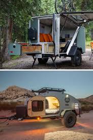 Camper Trailer Kitchen Ideas by Best 25 Off Road Camper Ideas On Pinterest Off Road Trailer