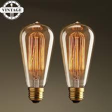 miniature incandescent light bulb lightinbox edison filament l bulb e27 220v miniature antique bulb