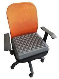 fomi heavy duty seat cushion foam cool gel coccyx support for