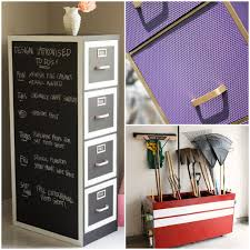 How To Paint A Filing Cabinet 15 Ways To Make Over An Ugly File Cabinet