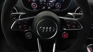 audi tt 2018 with 100km at cowansville between montreal