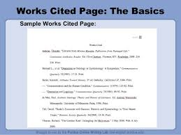 Purdue Owl Resume The Best Resume by Purdue Owl Apa Format Reference Page Huanyii Com