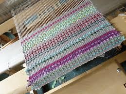 Tied Rag Rug Towards My First Rag Rug Nigel U0027s Weaving Blog