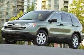 honda crv 2007 exl 2007 honda cr v overview cars com