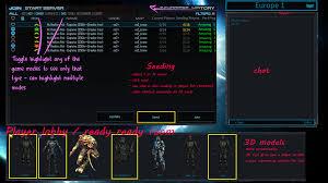 server browser improvement player lobby u0026 server seeding tool