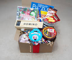 mens christmas gift box with a mug dominos christmas musical