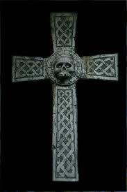 skull cross by ashensorrow on deviantart