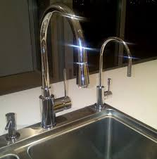 kitchen faucet water filter installation of the undercounter water purifier filter housing