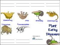 dinosaur printables kids