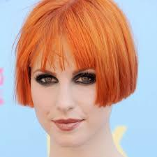 ultra short bob hair paramore on twitter hayley williams debuted her ultra short bob