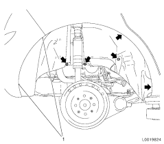 vauxhall workshop manuals u003e corsa d u003e f rear axle and rear wheel