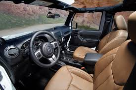 jeep car inside 2013 jeep grand cherokee trailhawk and 2013 jeep wrangler moab