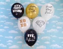 bye felicia balloons divorce balloons bye felicia party