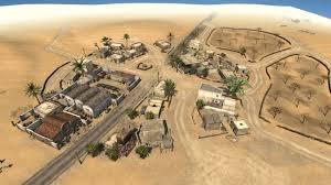 Desert Map Desert War Project Map Image Windmaker Indie Db