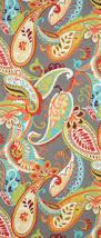 34 best paisley decor images on pinterest drapery fabric