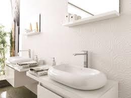 feature tiles bathroom ideas porcelanosa zoe blanco pressed tin look feature tile available