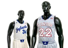 beware of the swag kansas unveils alternate uniforms university