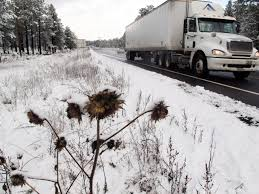 Arizona slow travel images Flagstaff az slow moving storm brings wind snow to some parts jpg