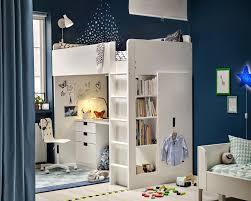 chambre enfant mixte chambre partagée une déco sans cliché pour une fratrie mixte