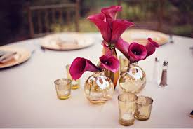 Expensive Vases Peach Roses And Carnations Arranged In Mercury Glass Vases