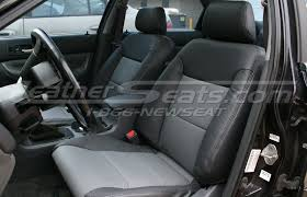 honda accord leather interiors