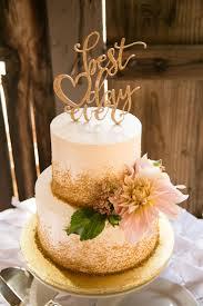 wedding cake gold glamorous ranch affair san luis obispo ca wedding cake gold