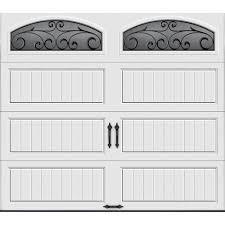 resource industries garage door clopay coachman collection 15 ft 6 in x 7 ft 18 4 r value