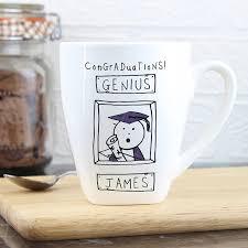graduation mug personalised purple ronnie graduation latte mug chose it