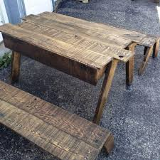 Patio Furniture Pallets by Turning A Profit On Wood Pallet Furniture Woodworking Network